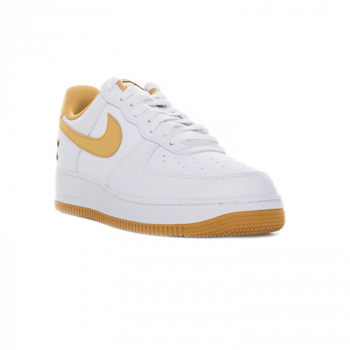 Кроссовки Nike Air Force 1 '07 Double Swoosh CT2300-100